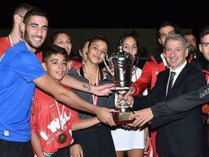 Başbakanlık Kupası DAÜ'nün