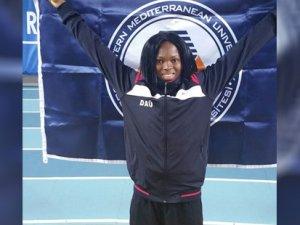 DAÜ atleti Brume, Doha'da altın hedefliyor