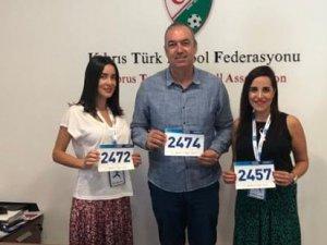 KTFF'den maratona destek