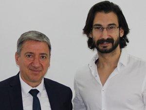 Hekimoğlu'ndan Spor Dairesi'ne ziyaret