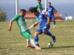 Karşıyaka'dan hayati galibiyet: 2-0