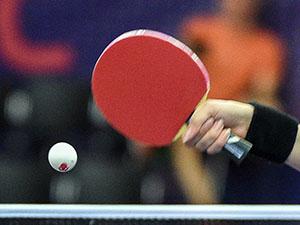 Sıradaki mücadele masa tenisinde