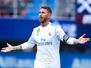 Sergio Ramos'a 1 milyon Euro ceza!