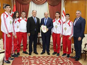 Milli takımın başarıları konuşuldu