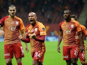 Galatasaray'dan gol şov: 5-1