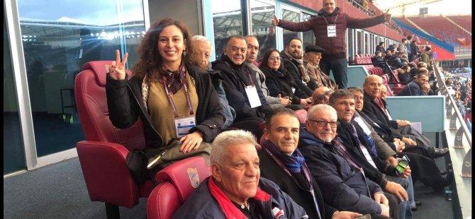 Kıbrıs Karması'na Trabzon'da büyük ilgi