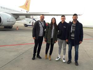 Atletlerimiz İstanbul'da derece arayacak