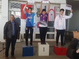 Okçular Lefke'de derece için yarıştı
