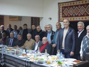 Barış Kupası oyuncuları onurlandırıldı