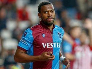 Trabzonspor, Sturridge ile yollarını ayırdı