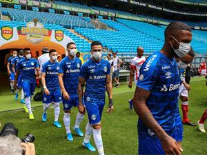 Brezilya'da maskeli tepki sonuç getirdi