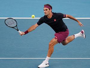 Federer'den 1 milyon dolarlık bağış