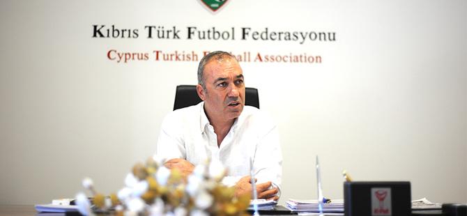 Sertoğlu'ndan Spor Dairesi'ne teşekkür