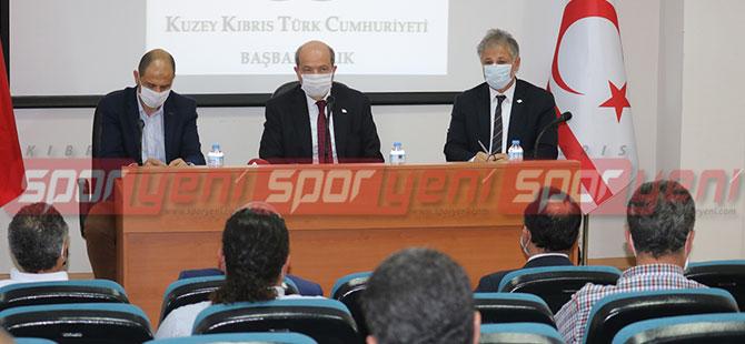 Sporun geleceği konuşuldu