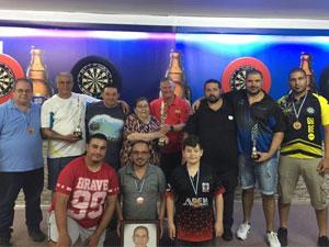 Japon turnuvası şampiyonu Tony
