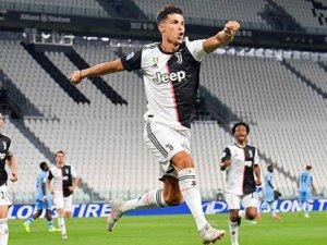 Ronaldo Serie A tarihine geçti