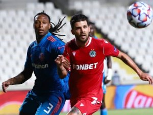 Omonia yoluna Avrupa Ligi'nde devam edecek