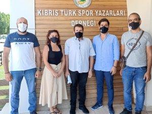 Kameramanlar Birliği'nden KTSYD'ye ziyaret