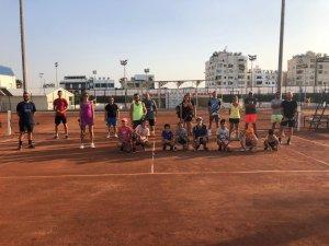 Teniste antrenörlük kursu tamamlandı