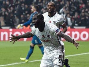 Avrupa Ligi'ne Beşiktaş damgası