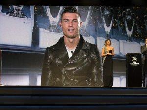 Yılın futbolcusu Ronaldo