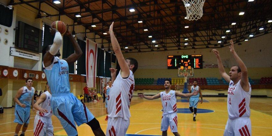 Girne, son şampiyonu devirdi: 76-79