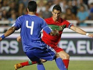 Kıbrıs ile Portekiz karşılaşacak