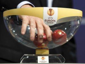 Avrupa Ligi'nde eşleşmeler belli oldu