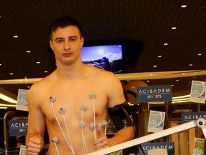 Mitrovic, sağlık kontrolünden geçti