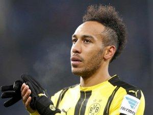 Aubameyang'ın tercihi Dortmund