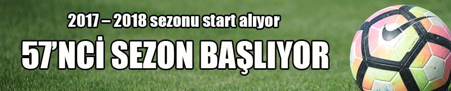 57'NCİ SEZON BAŞLIYOR