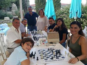 """""""2018 Girne Satranç Turnuvası"""" hazırlıkları başladı"""