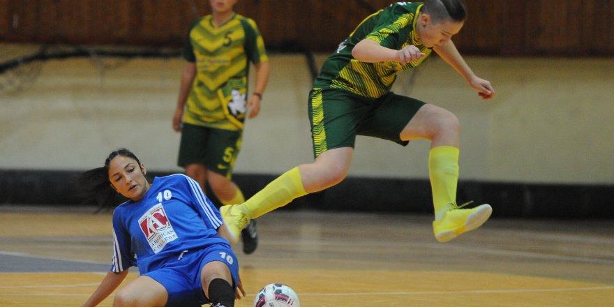Futsalda finalistler belirlendi