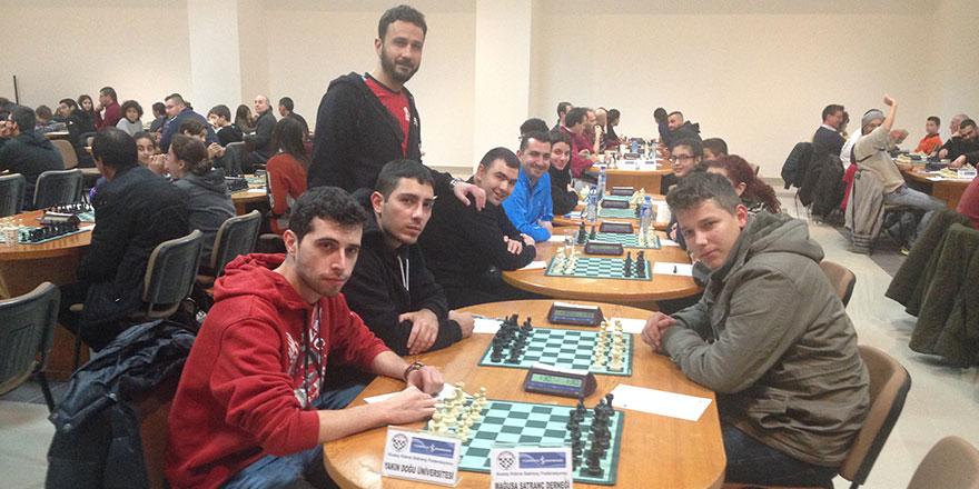 Satranç'ta 3. Ayak karşılaşmaları tamamlandı