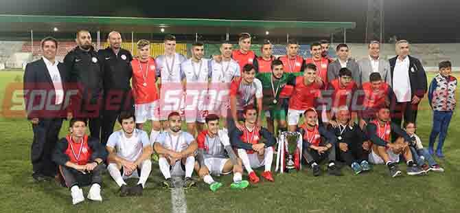 Cumhuriyet Kupası U21'lerin