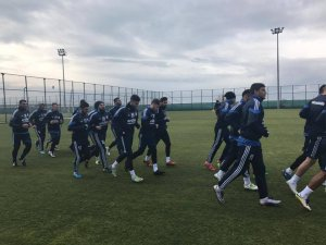 Cihangir'de hazırlıklar sürüyor