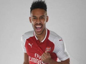 Aubameyang resmen Arsenal'da