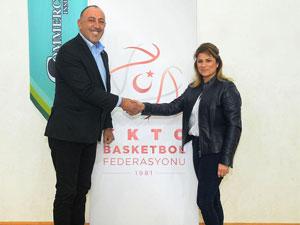 Basketbolda önemli işbirliği