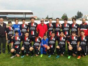 U15 Ligi başladı