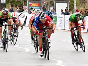 Bisiklette uluslararası heyecan tamamlandı