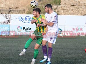Halil Turan MTG'ye hayat verdi: 2-1