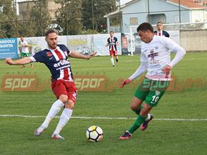 Cihangir'de gülen taraf Yeşilova oldu: 0-2