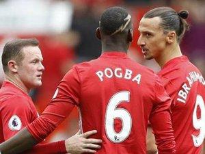 Zengin kulüpler listesinde M. United zirvede