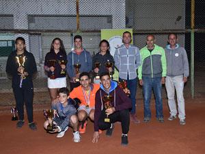 Puanlı yaş turnuvası tamamlandı
