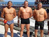 Milli yüzücüler Dalyan'da derece arayacak