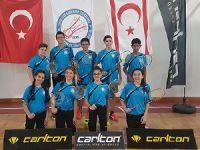 Badmintonda mücadele hız kesmeden devam ediyor