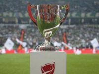 Türkiye Kupası finali 10 Mayıs'ta…