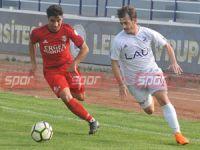 Lefke, Ozanköy'üfarklı uğurladı: 7-1