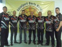 Beşli Takımsal Darts Etkinliği nefes kesti