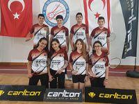 Badmintona YDÜ damgası